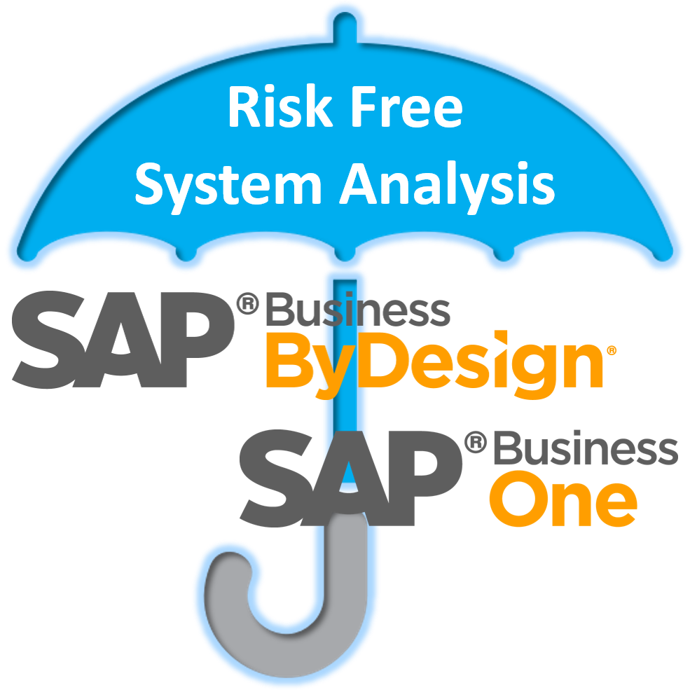 Get an SAP Business ByDesign or Business One ERP Software Risk Free System Analysis with Stellar One Consulting, a top-rated SAP Gold Partner.