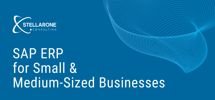 SAP ERP for small businesses - blog