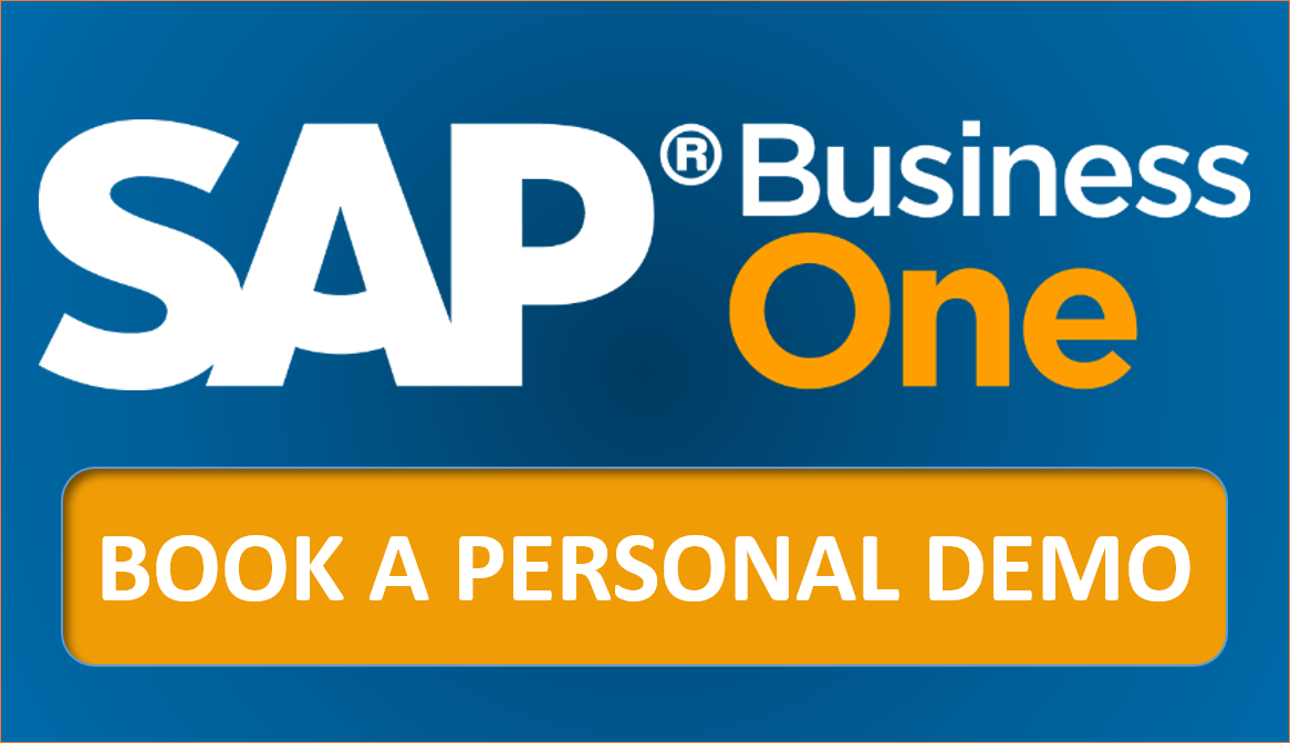 Book a Personalized Demo of SAP Business One Cloud ERP with Stellar One