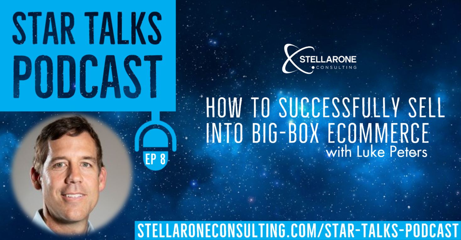 Luke Peters on Star Talks Podcast by Stellar One Consulting
